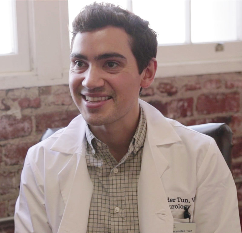 Dr. Alexander Tun, DVM, DACVIM (neurology)