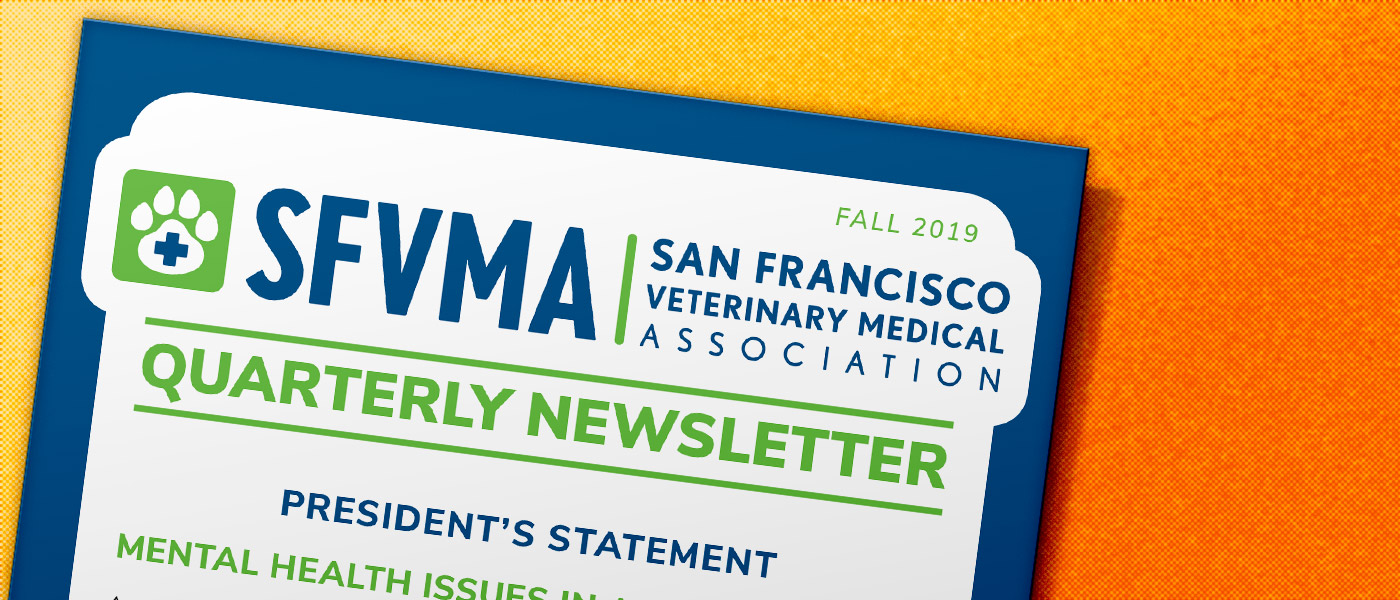 SFVMA – San Francisco Veterinary Medical Association
